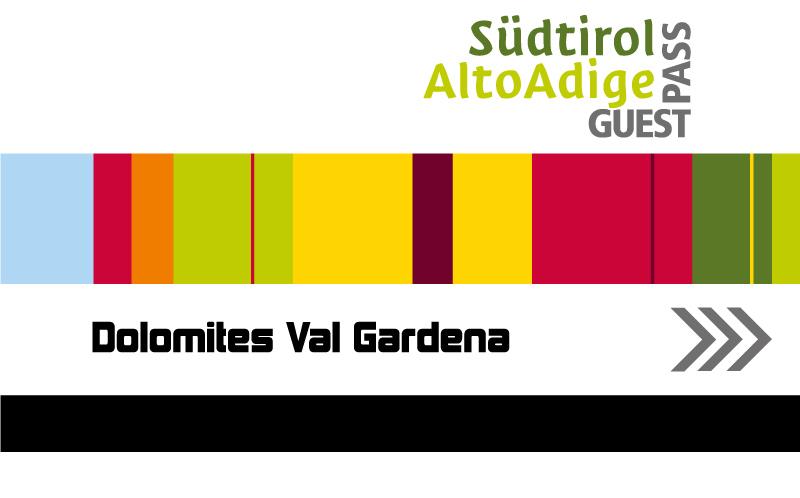 Val Gardena Mobile Card 2019