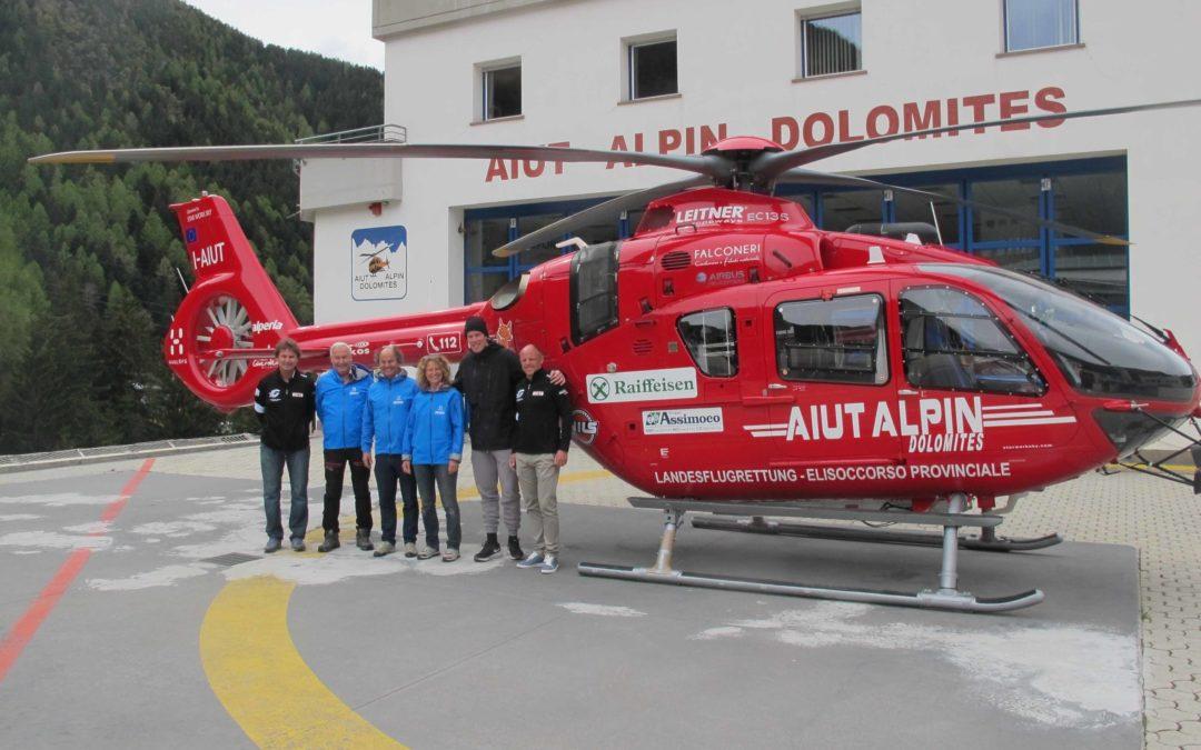 """Marc Gisin ringrazia la Val Gardena: """"Mi avete salvato la vita"""""""