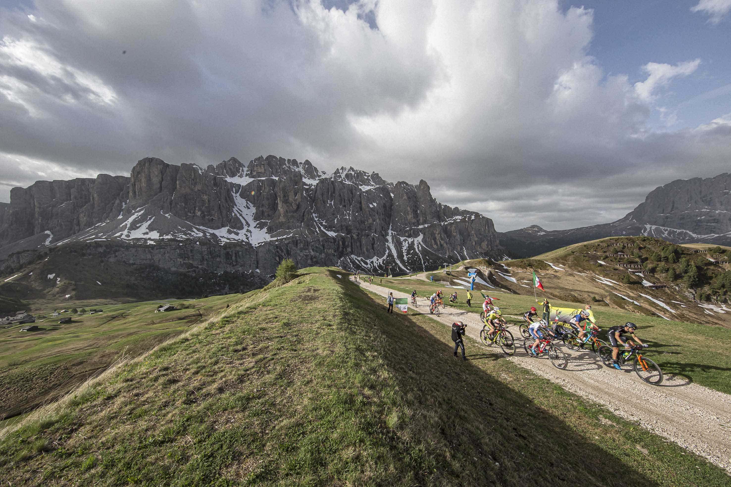 Mountainbike Hero Dolomites 2019