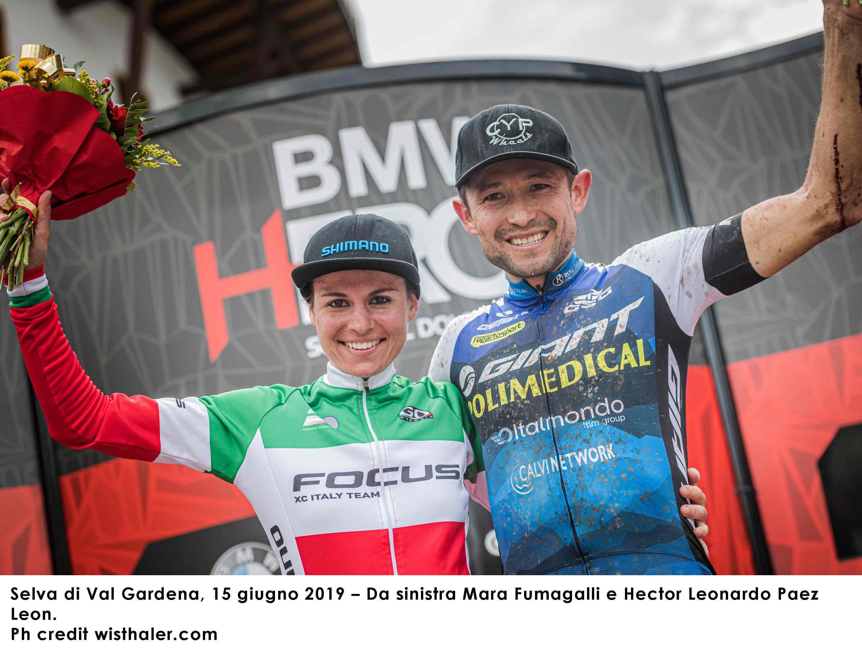 I vincitori della hero Dolomites 2019