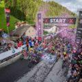 Hero Dolomites 2019 la partenza