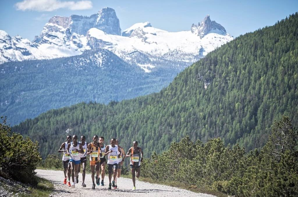Cortina Classifica Dobbiaco Run 2019
