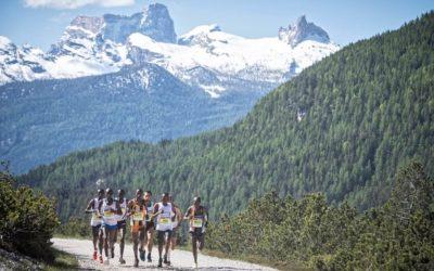 Cortina Dobbiaco Run 2021: slitta a settembre la grande classica delle Dolomiti Patrimonio Unesco