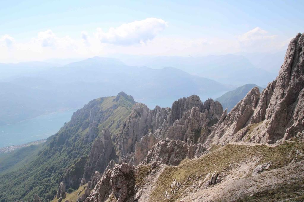 Grignetta Vertical il Sentiero Cermenati