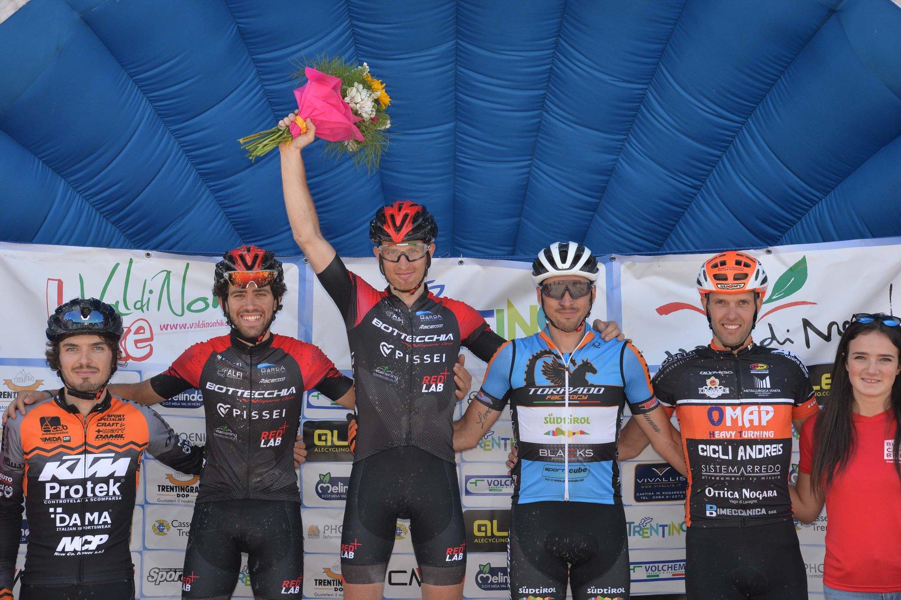 Nosellari Bike 2019 podio maschile
