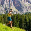Val di Fassa running prima tappa 2019