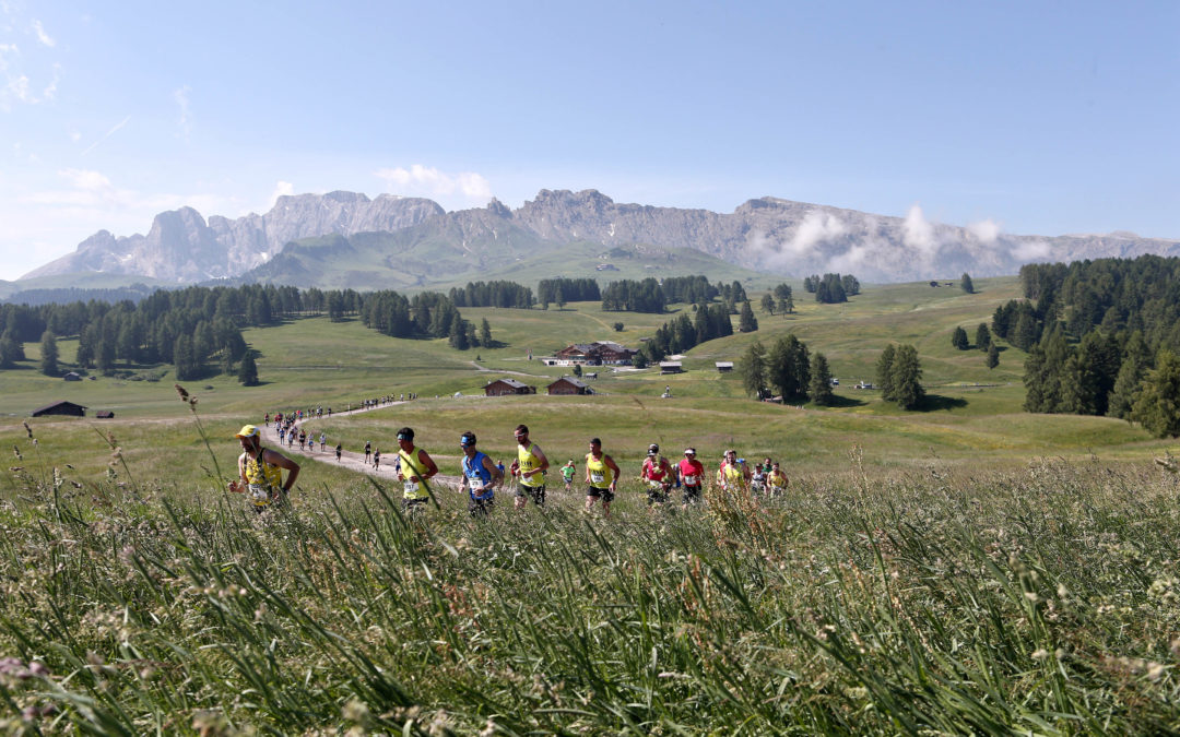 Classifica Mezza Maratona Alpe di Siusi 2019