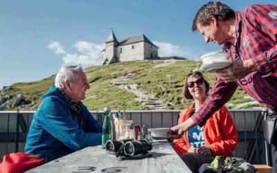 Rifugi e sapori a Villach: il programma escursionistico HÜTTENKULT