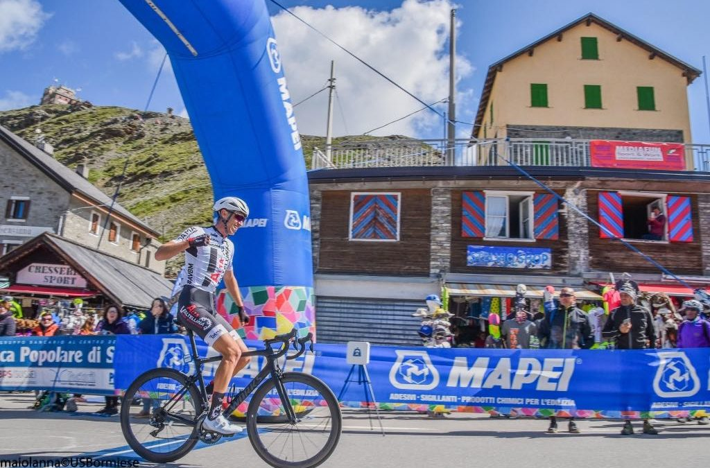 Classifica Re Stelvio Mapei 2019
