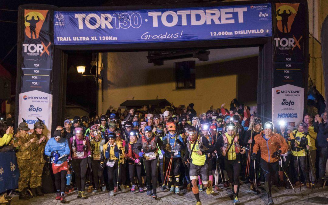 Al Tor X Bosatelli allunga su Reynolds. Partito il Tor 130