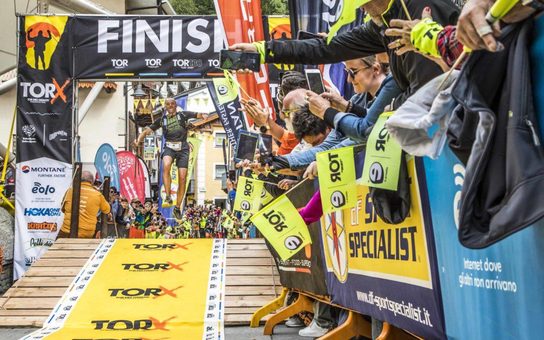 Oliviero Bosatelli vince il Tor des Géants 2019