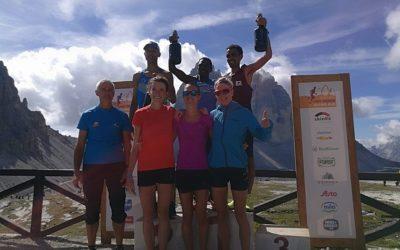 Classifica Drei Zinnen Alpine Run 2019: record di Tunstall e Petro