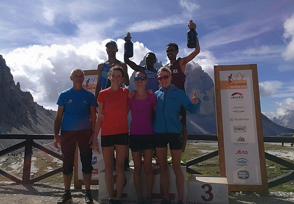 Classifica Drei Zinnen Alpine Run 2019: record di Tunstall e Petro