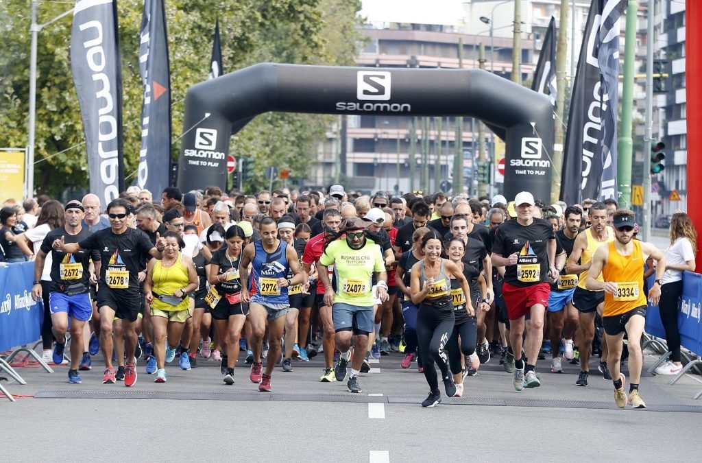 Classifica Salomon Running Milano 2019: vincono Giulio Ornati e Sarah Giomi