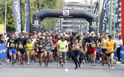Classifica Salomon Running Milano 2019: vincono Giulio Ornati e Sarah Giomi