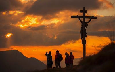 Val Gardena Burning Dolomites: tramonti rosso fuoco sulle Dolomiti