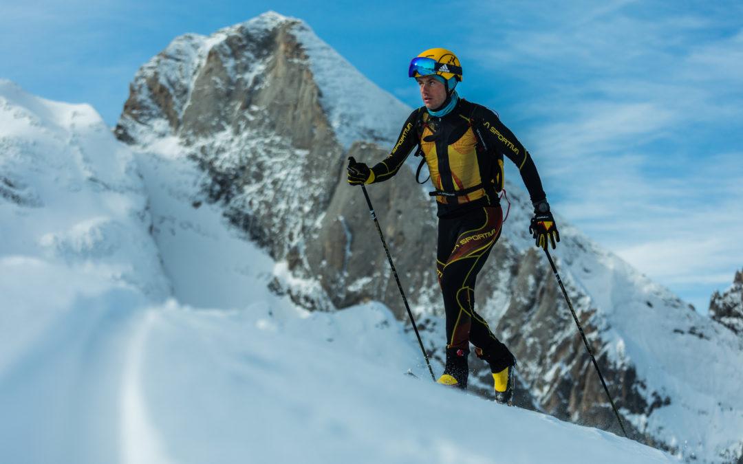 Michele Boscacci: scialpinismo, di padre in figlio