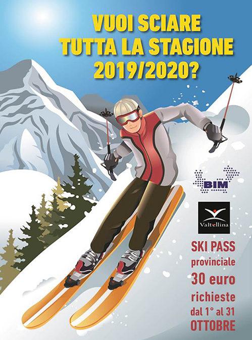 Skipass gratis Provincia di Sondrio 2019-2020: documenti, moduli e scadenze