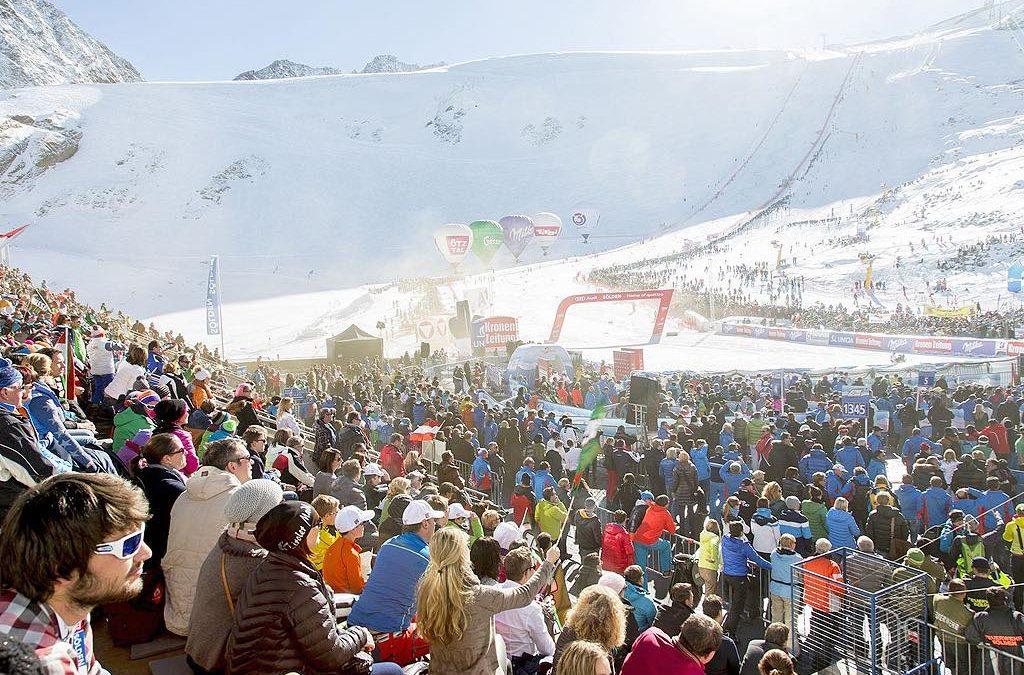 Soelden Coppa del Mondo di sci 2019: programma gare e foto preparazione pista