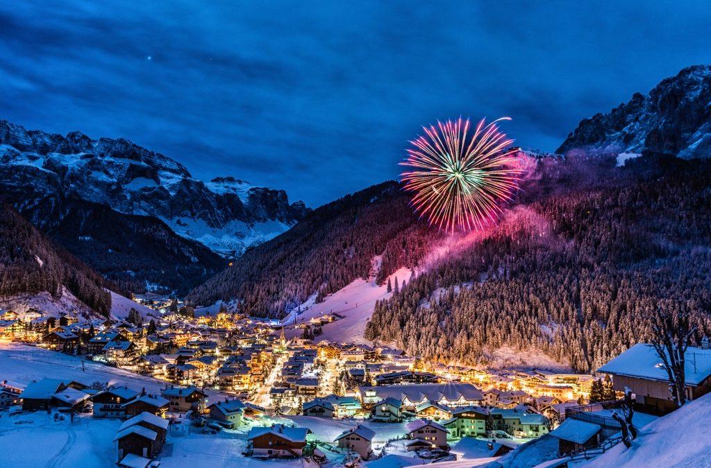 Capodanno 2019 in Val Gardena. Programma eventi con feste nelle piazze e nei rifugi