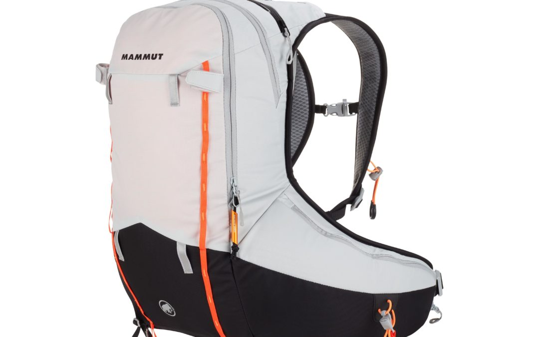 Mammut zaino Spindrift 26: perchè è pratico e funzionale per alpinismo e scialpinismo
