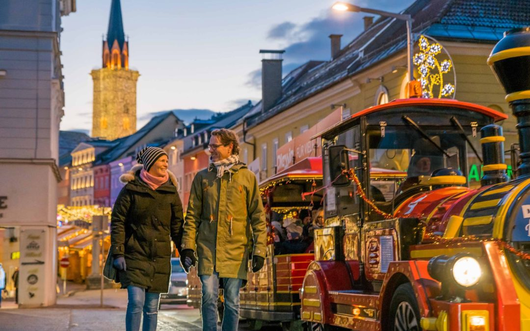 Villach: calendario inverno 2019-2020. Mercatini, sciate, feste, terme, escursioni, ciaspolate