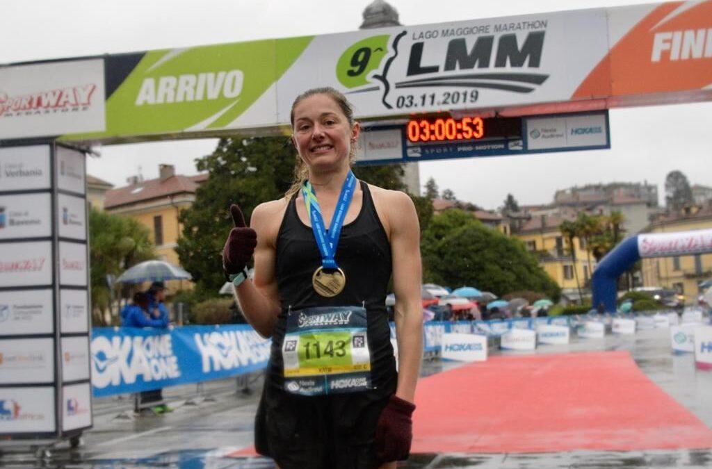Classifica Lago Maggiore Marathon 2019