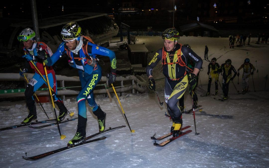 Campionati italiani skialp 2019 sprint e vertical
