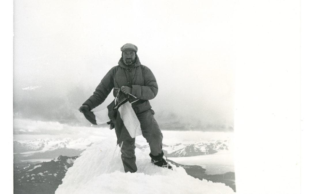 Toni Gobbi: mostra a Courmayeur. Fu alpinista, scialpinista e imprenditore
