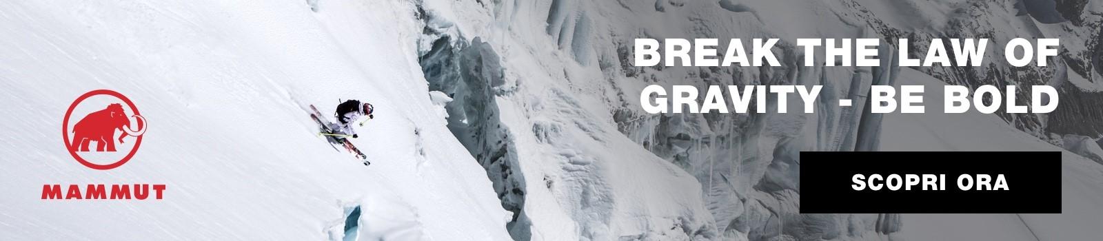Mammut prodotti per alpinismo invernale