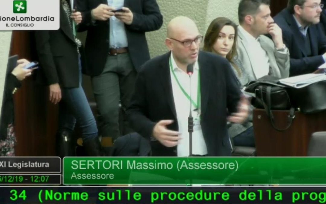 Ospedale Morelli di Sondalo, lettera aperta di Massimo Sertori