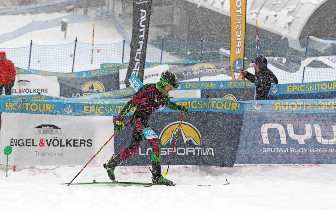 Classifica Epic Ski Tour 2019 Davos: prima tappa a Compagnoni e Schneider