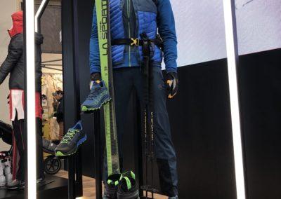 Ispo 2020 La Sportiva ski alp