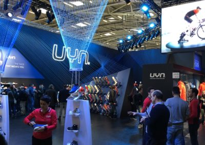 Ispo 2020 stand UYN