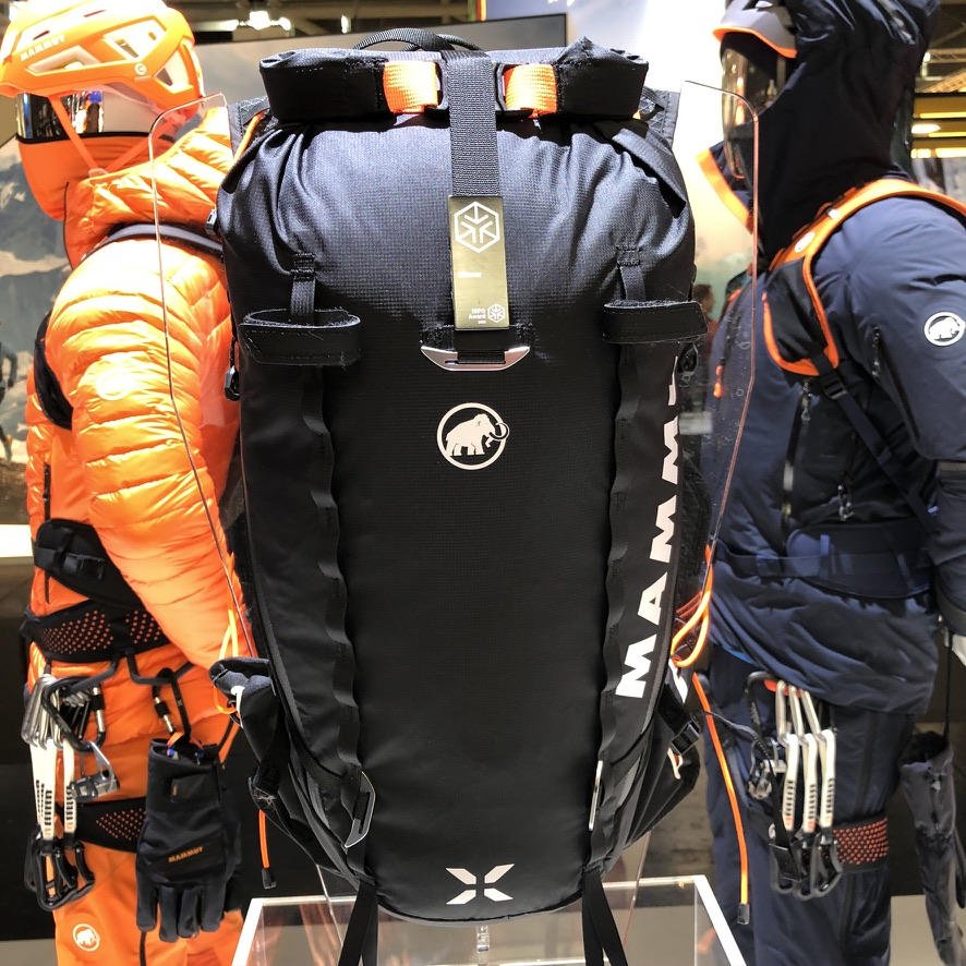 ISPO 2020 Mammut award winner