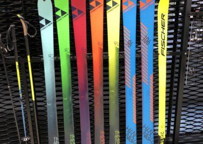 Ispo 2020 Fischer ski alp