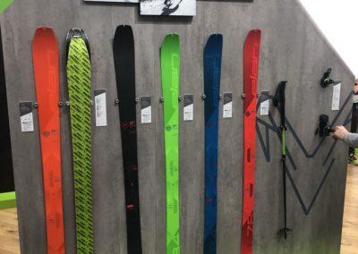 Ispo 2020 Elan ski alp