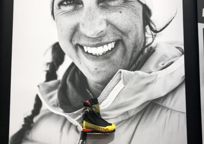 Tamara Lunger, atleta La Sportiva