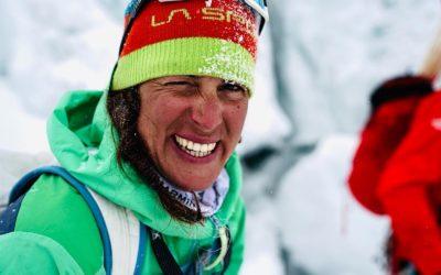 Tamara Lunger nel team La Sportiva