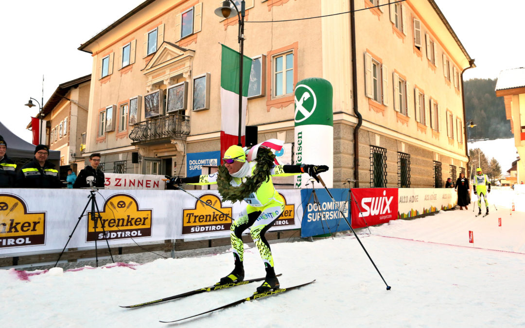 Classifica Pustertaler Ski Marathon 2020