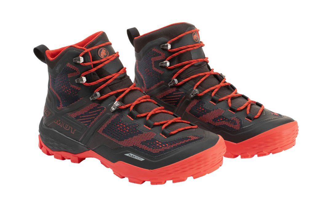 Mammut Ducan High Gore Tex scarpe da trekking invernali