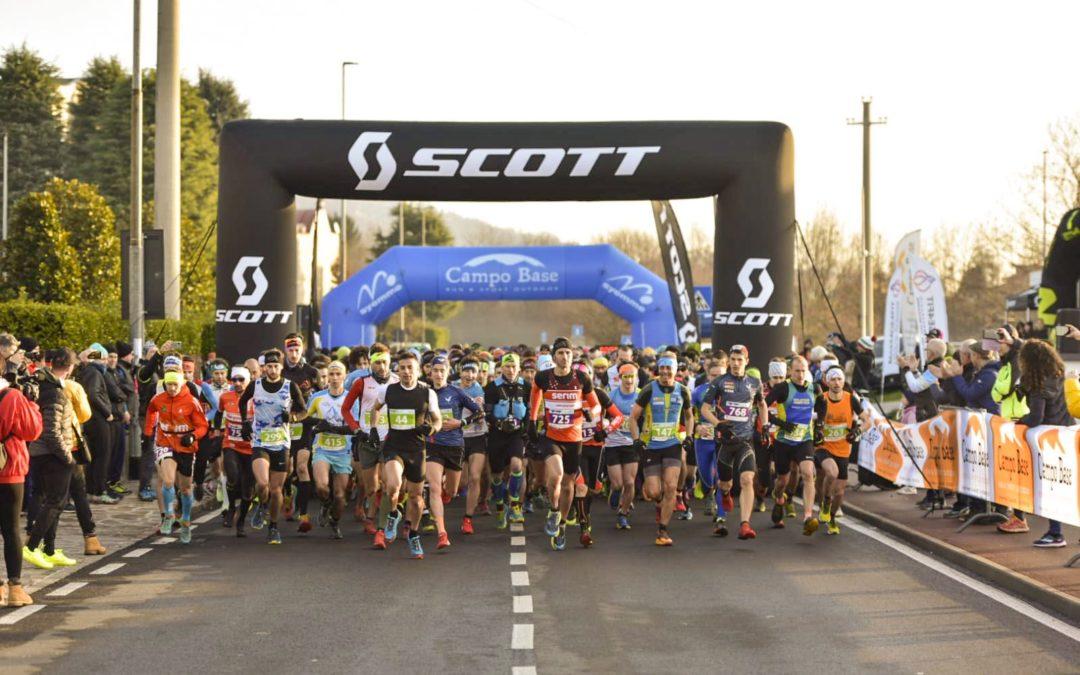 Classifica Scaldagambe Winter Trail 2020: Cristian Minoggio e Cecilia Pedroni padroni della 32 km