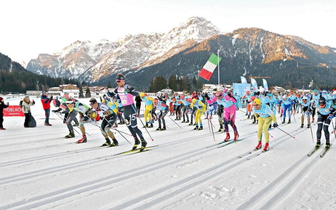 Classifica Granfondo Dobbiaco-Cortina 2020: ieri tecnica classica, oggi libera