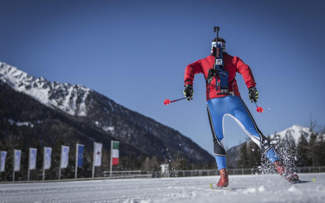 Valle Anterselva è Biathlon Mondiale: magico incontro tra sport e natura