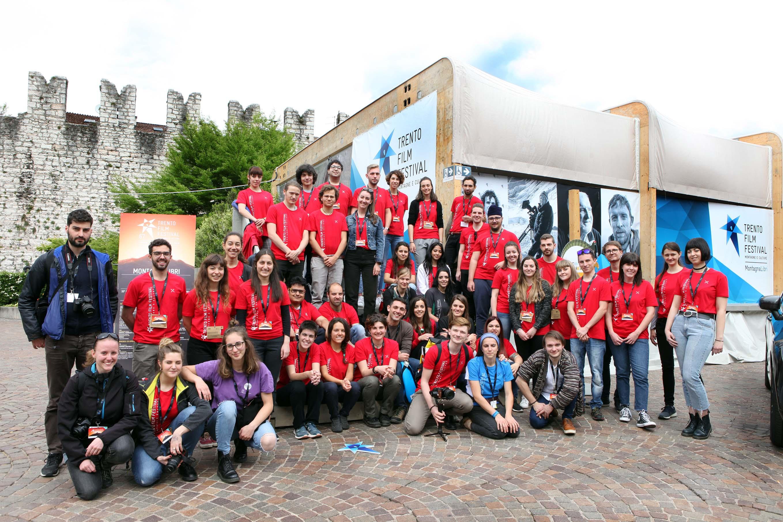 Volontari Trento Film Festival 2020: invia la tua candidatura online