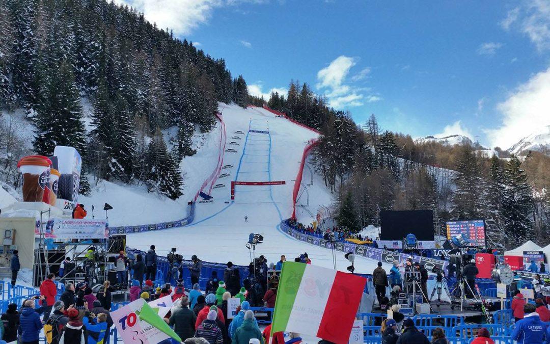 Confermate le gare a La Thuile: programma, orari, tutela salute di atlete e spettatori
