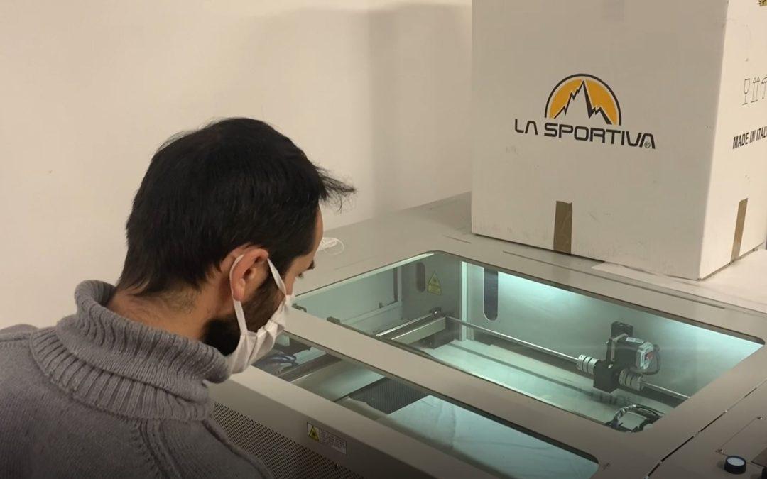 La Sportiva produce 55.000 mascherine per la Protezione Civile di Trento