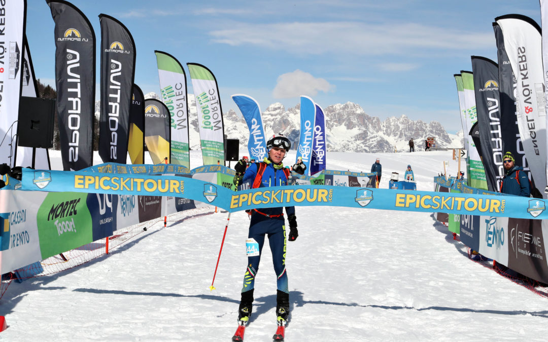 Classifica Epic Ski Tour 2020 Monte Bondone