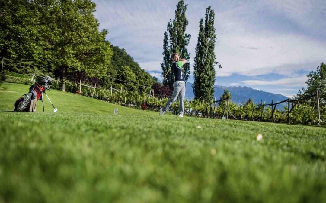 Torneo di golf Ai meli in fiore 2020: appuntamento a Lana, in Alto Adige