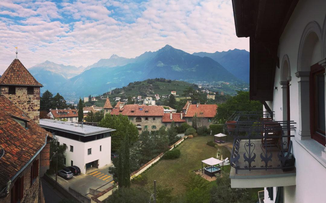 Merano dalla finestra: le vostre fotografie della città altoatesina